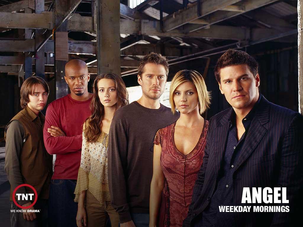 Angel TV Series   2 Flash Games 1024x768