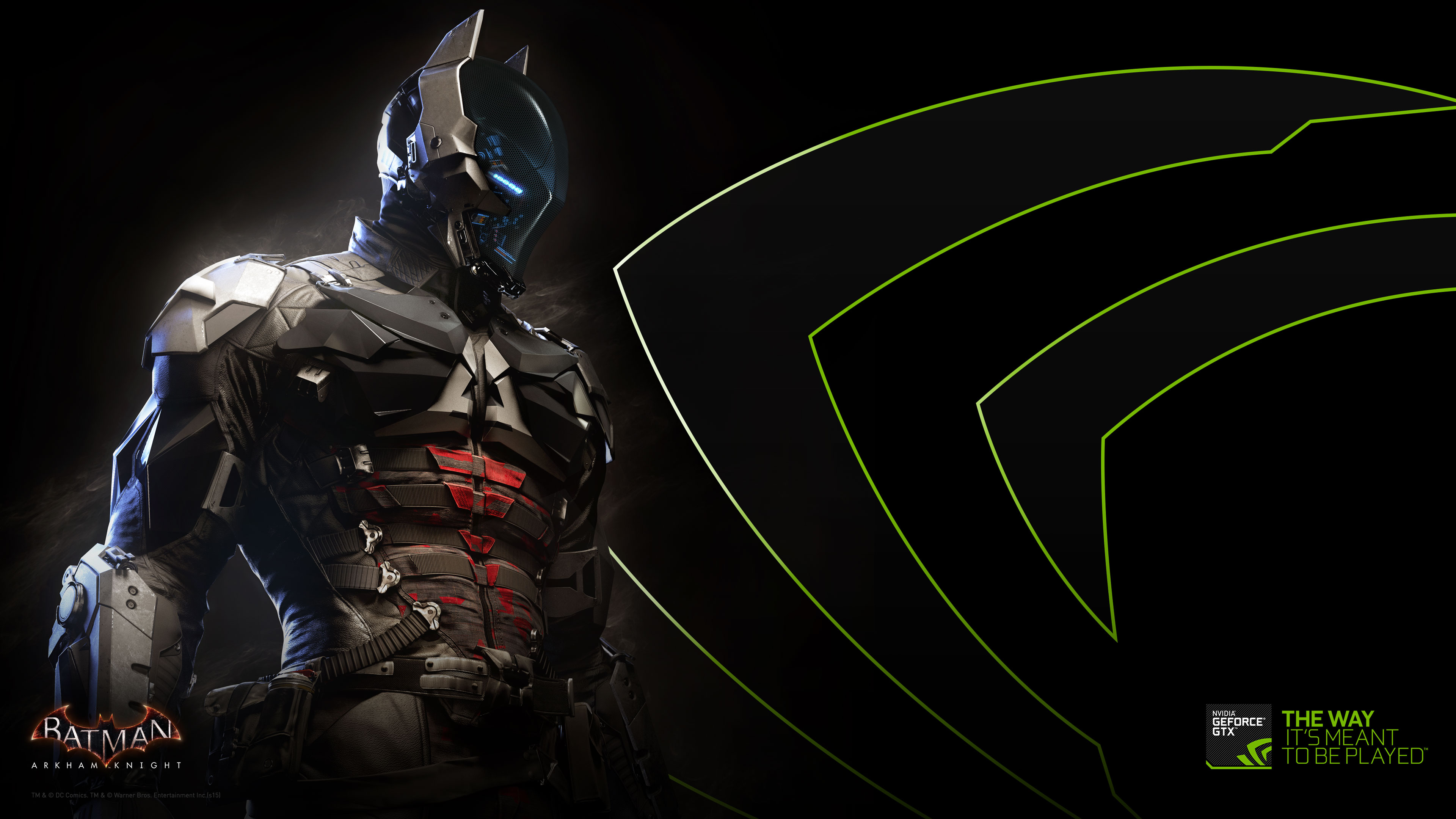 Download these Batman Arkham Knight Wallpapers GeForce 3840x2160