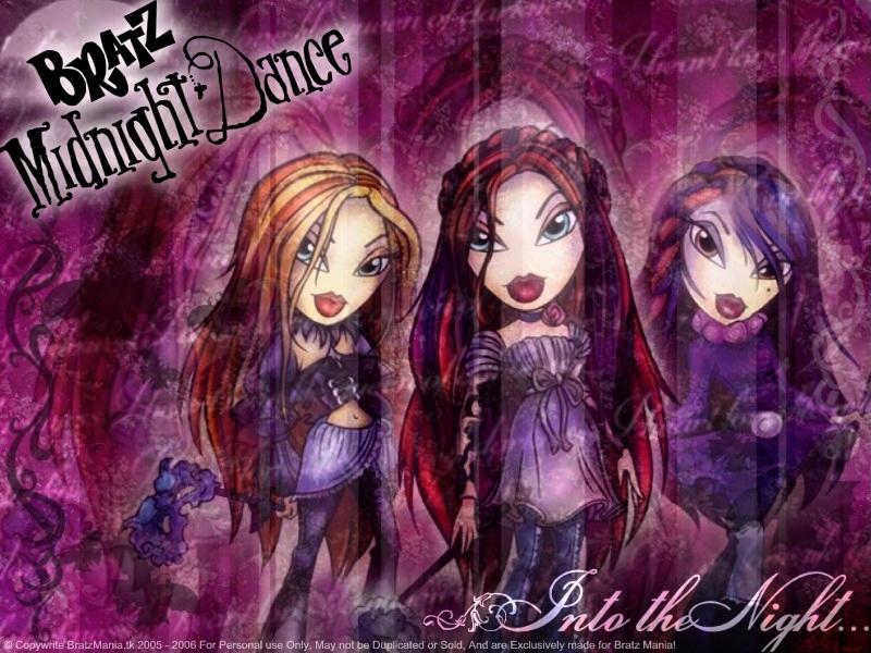 Bratz Dolls desktops 800x600