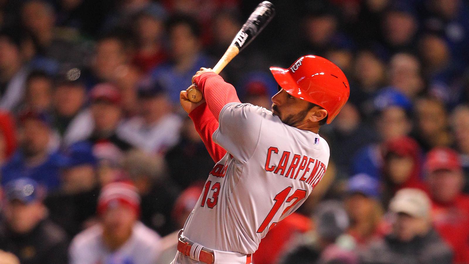 Matt Carpenter The 2015 Cardinals MVP Dose of Buffa 1600x900
