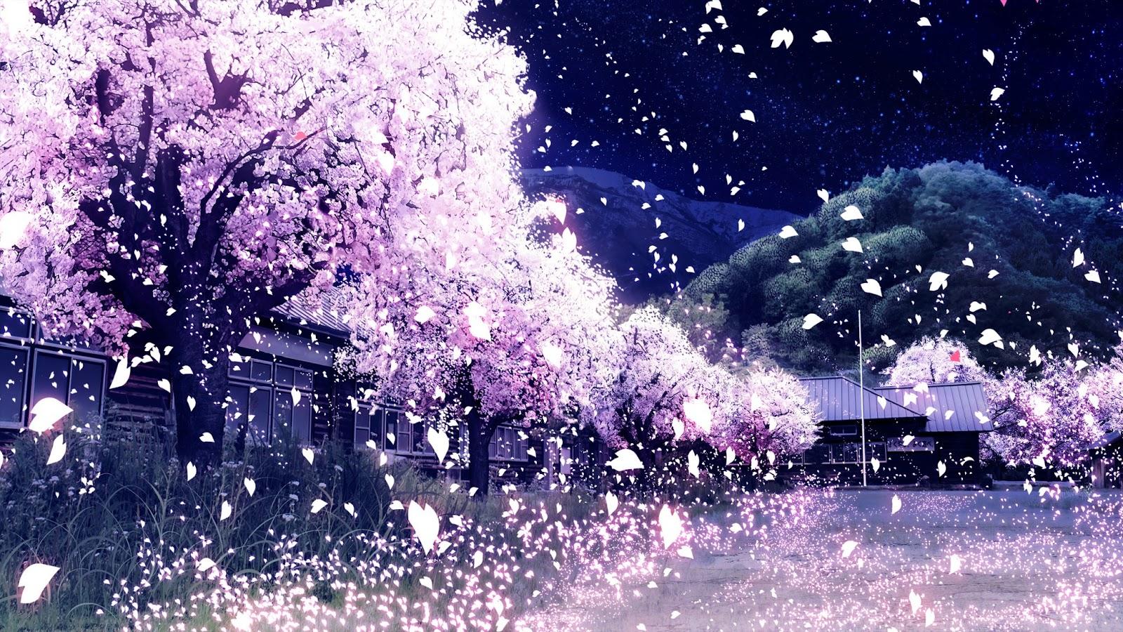 Anime scenery wallpaper wallpapersafari - Anime scenery wallpaper laptop ...