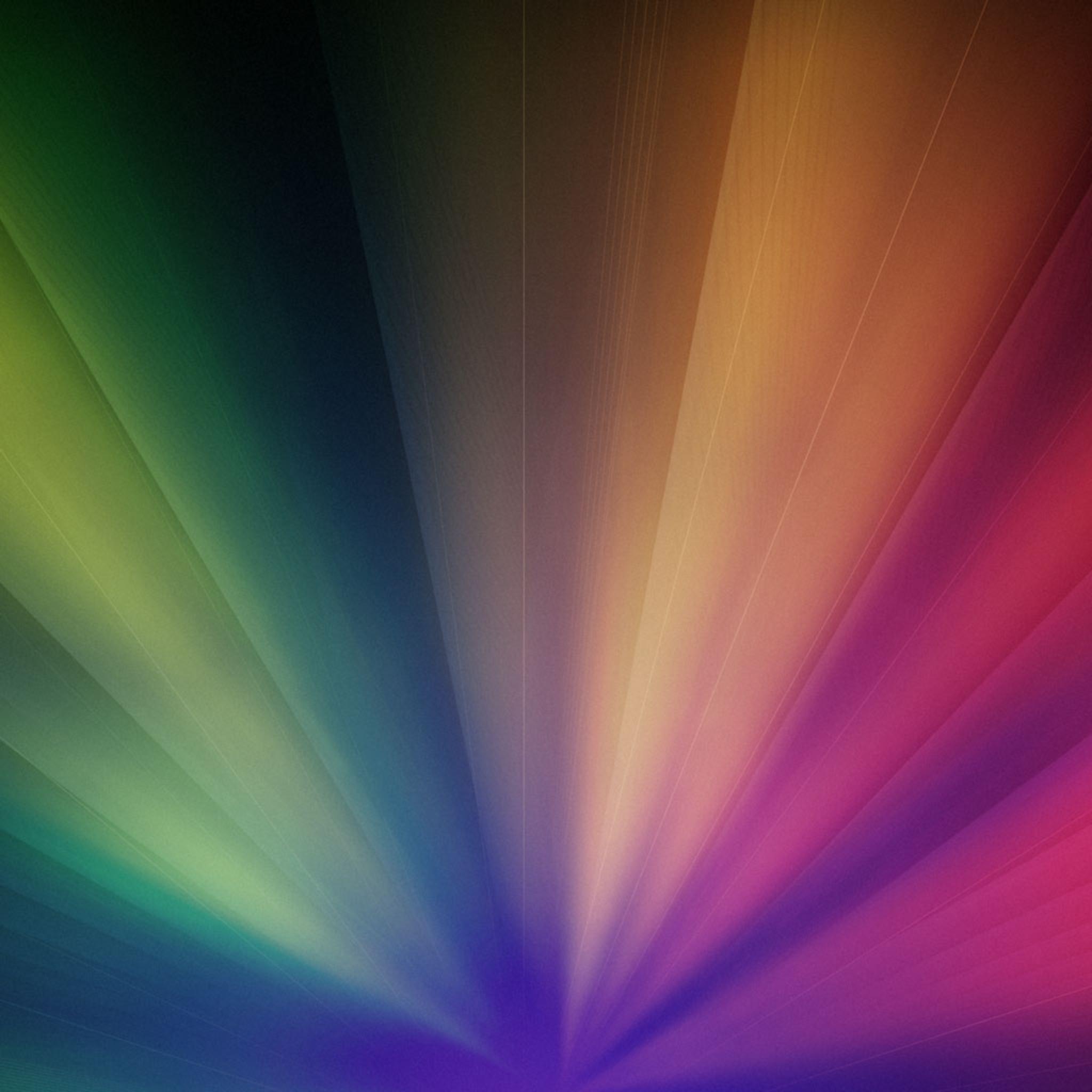 Name My iPad Retina Wallpaper HD colorful burst 2jpg Resolution 2048x2048