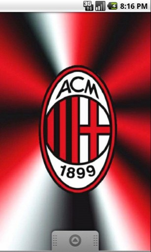 View bigger   AC Milan HD Wallpapers for Android screenshot 307x512