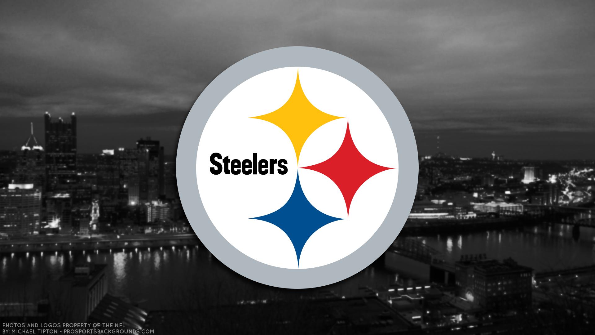Pittsburgh Steelers 2017 HD 4k Schedule Wallpaper 1920x1080