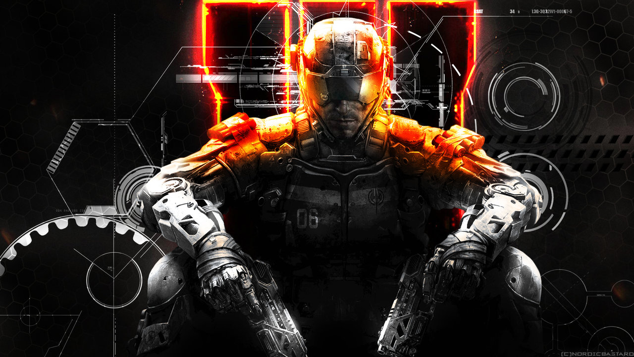 CoD BO3   Heads Up Wallpaper 1920x1080 by NordicBastard on 1280x720