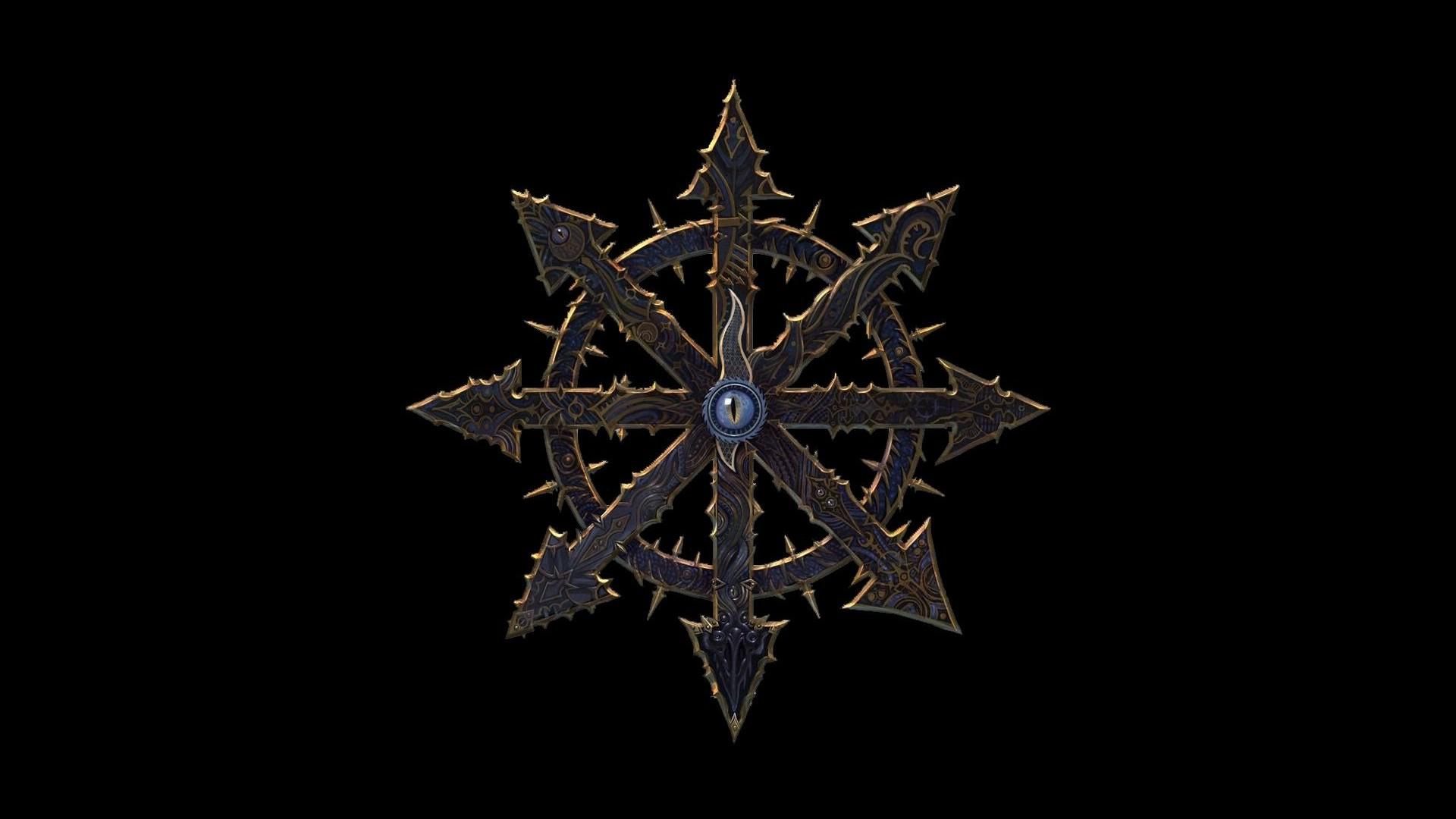 warhammer 40k chaos symbols