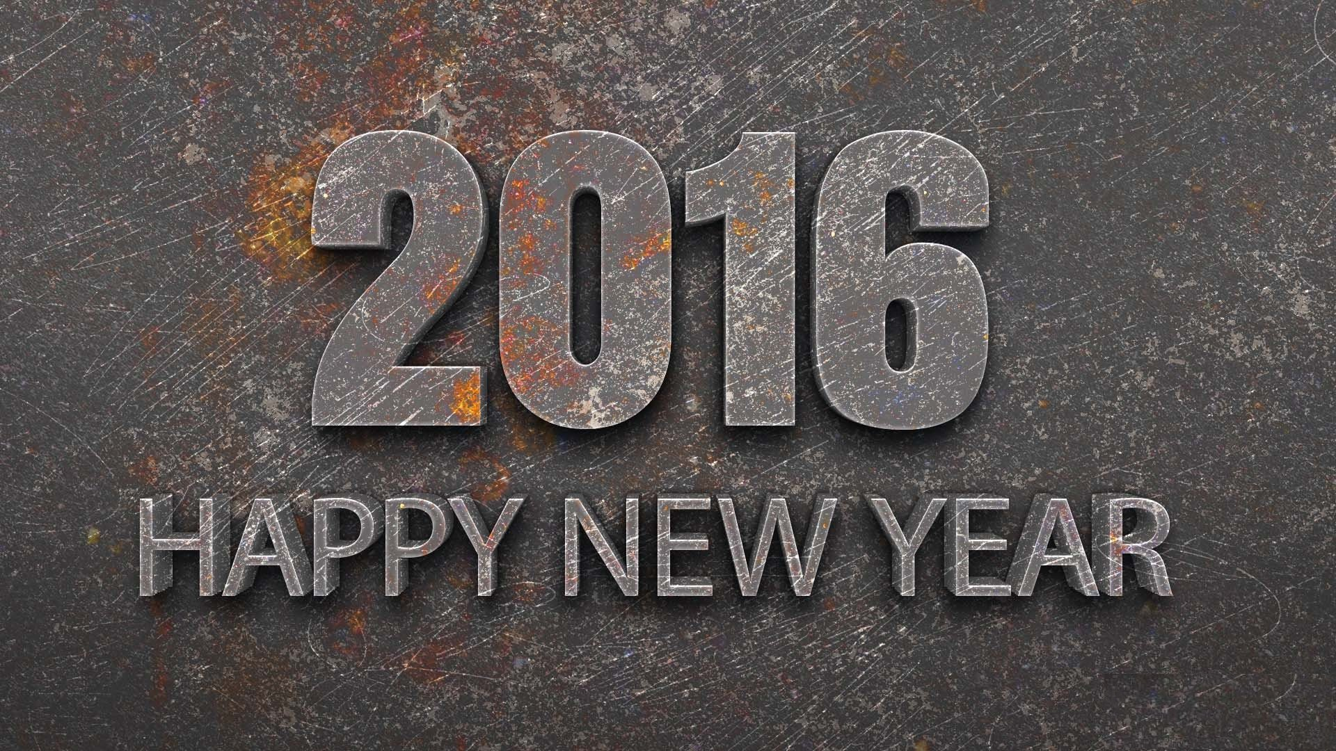 Happy New Year 2016 Wallpapers Pictures Images 1920x1080