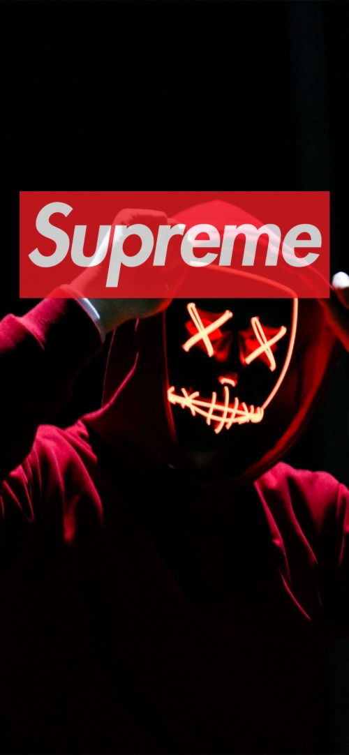 Supreme Wallpapers Backgrounds Download   BarraquesCat 500x1082