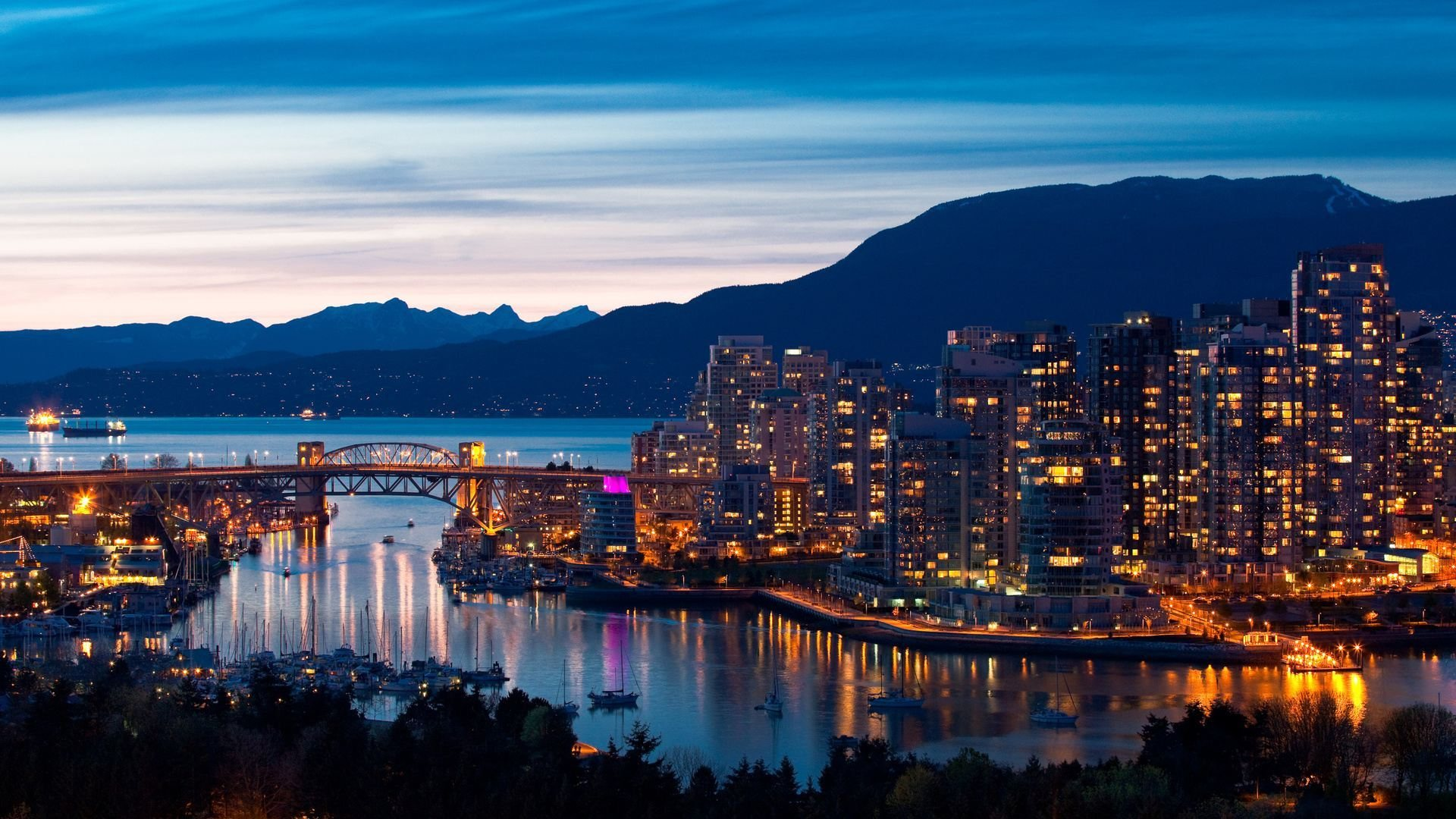 Vancouver   High Definition Wallpapers   HD wallpapers 1920x1080
