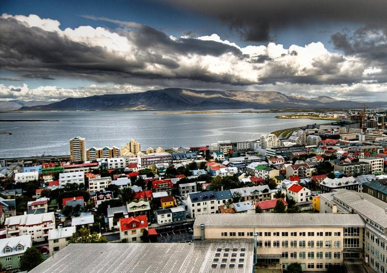 Reykjavik Iceland Wallpaper Wallpapersafari