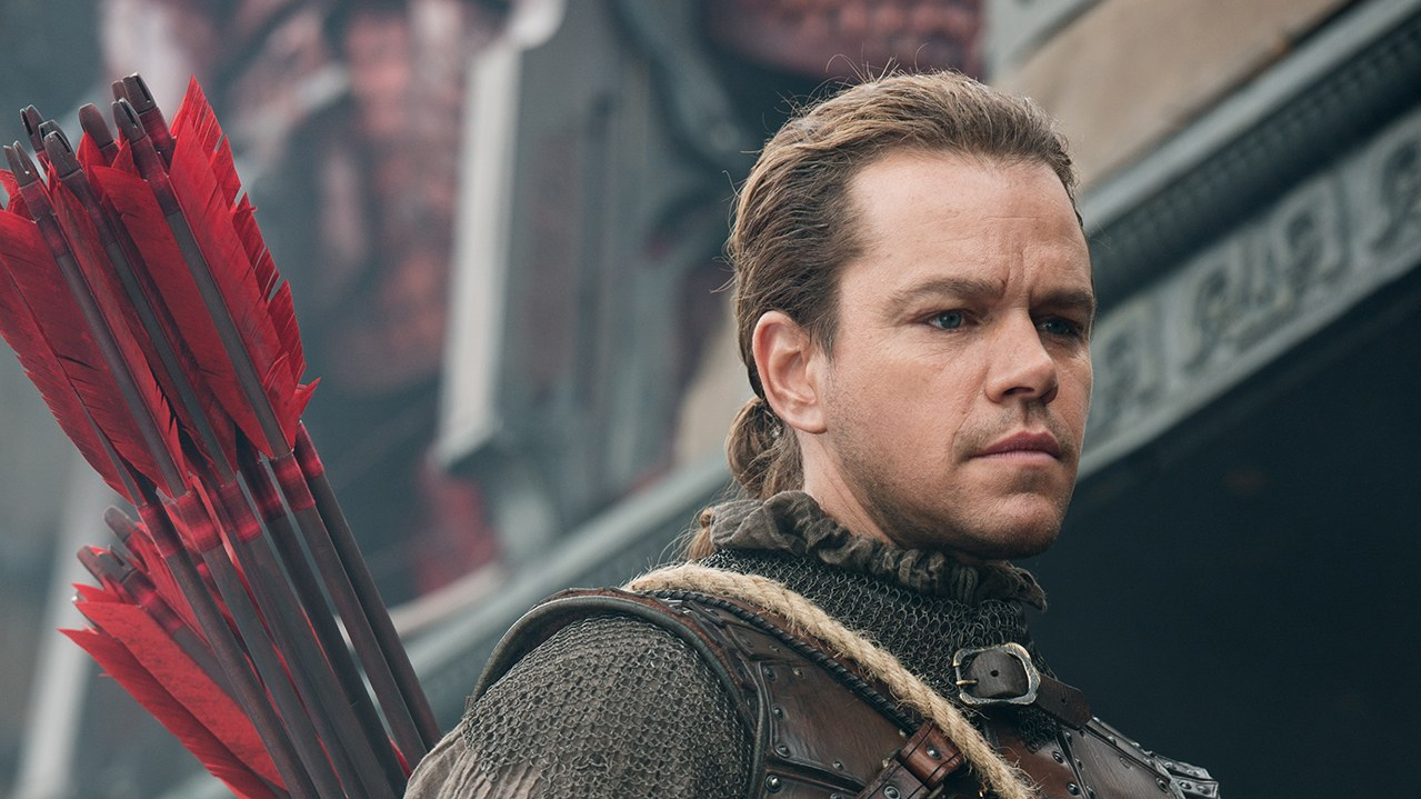 With The Great Wall Hollywood Has Made Whitewashing Chinas 1279x719