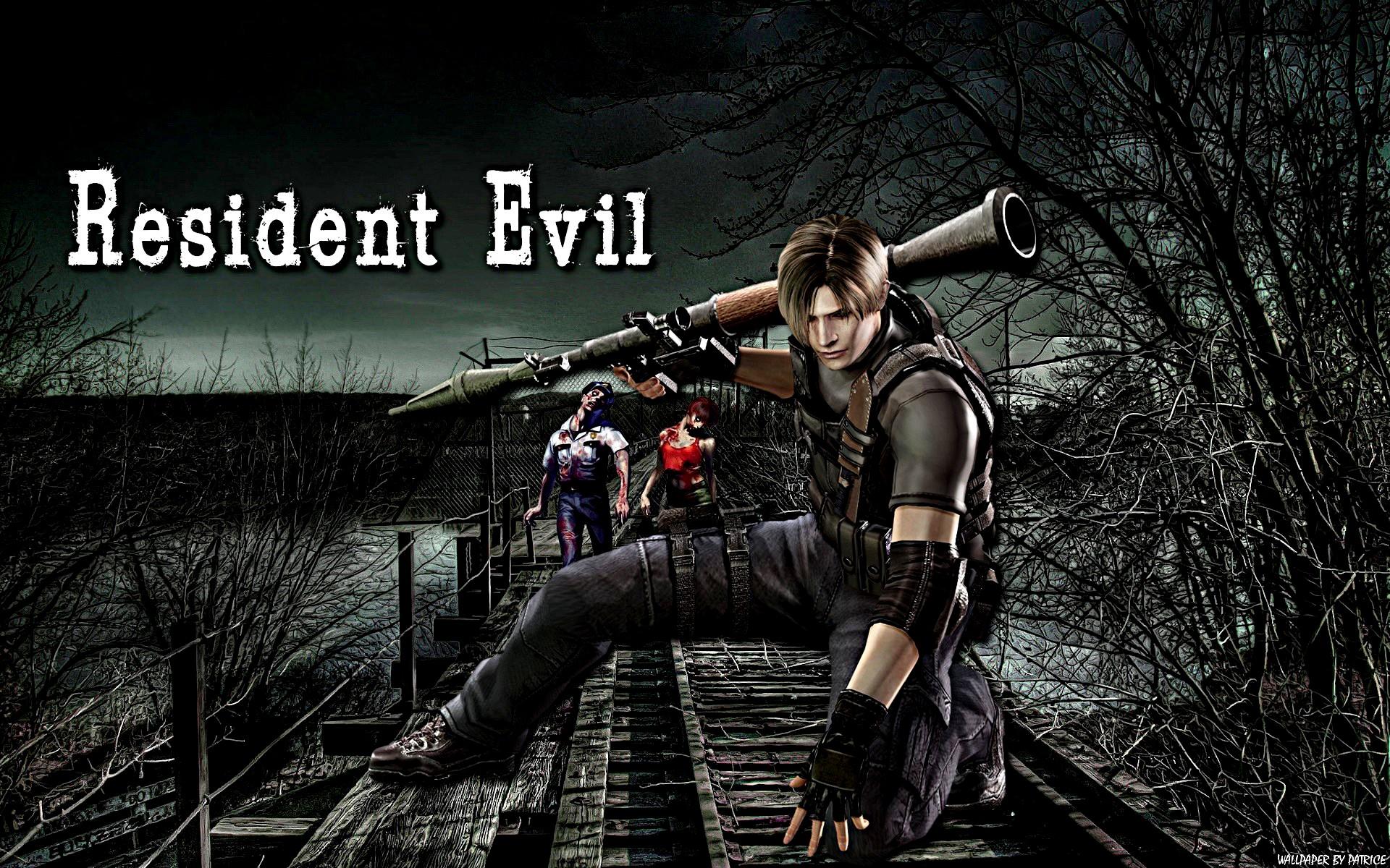 Resident Evil Hd Wallpaper - WallpaperSafari