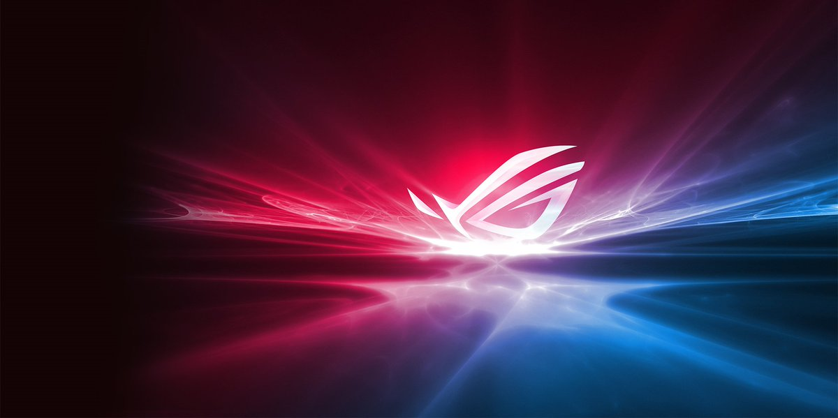 ROG Global on Twitter These two new ROG wallpapers are available 1200x599