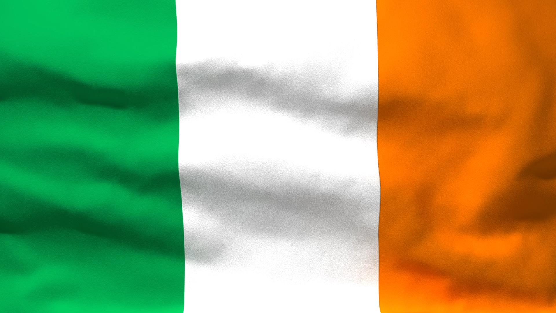 HD Ireland Flag Wallpapers Download   793636 1920x1080