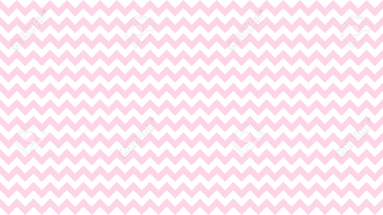 Serrated Striped Pink Pastel Color For Background Art Line Shape 1300x731