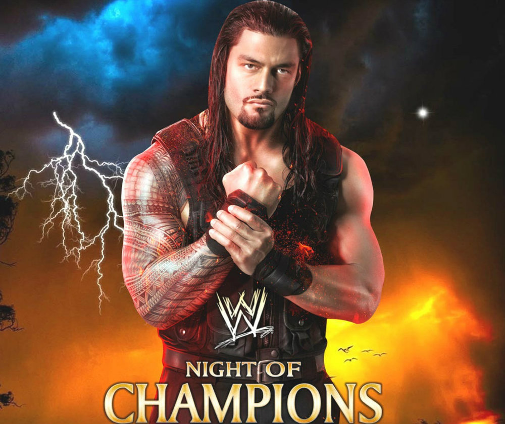 WWE Superstar Roman Reigns HD Wallpapers Most HD Wallpapers Pictures 1000x841