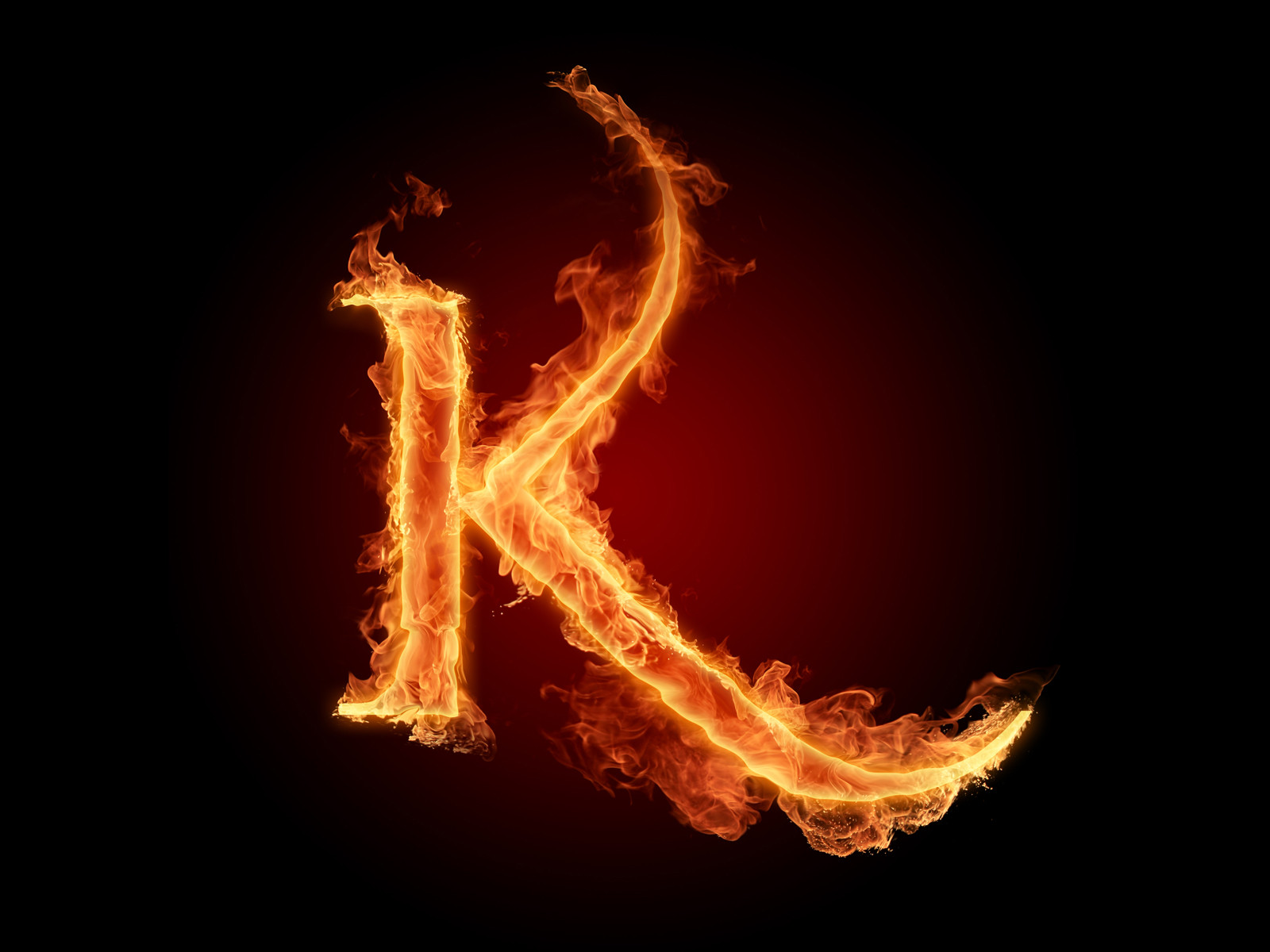 HD Fire Fonts   Fiery Letters and Fiery Numbers 1600x1200 1600x1200