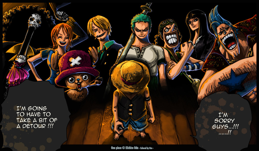 One Piece Anime Digital Artworks   One Piece Discoveries One Piece 1024x597