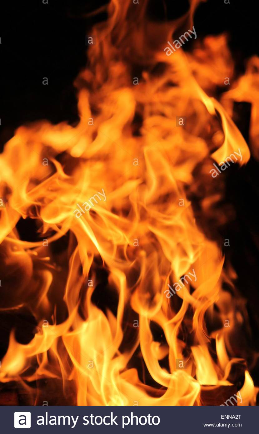 full screen of fire and flames background close up Stock Photo 829x1390