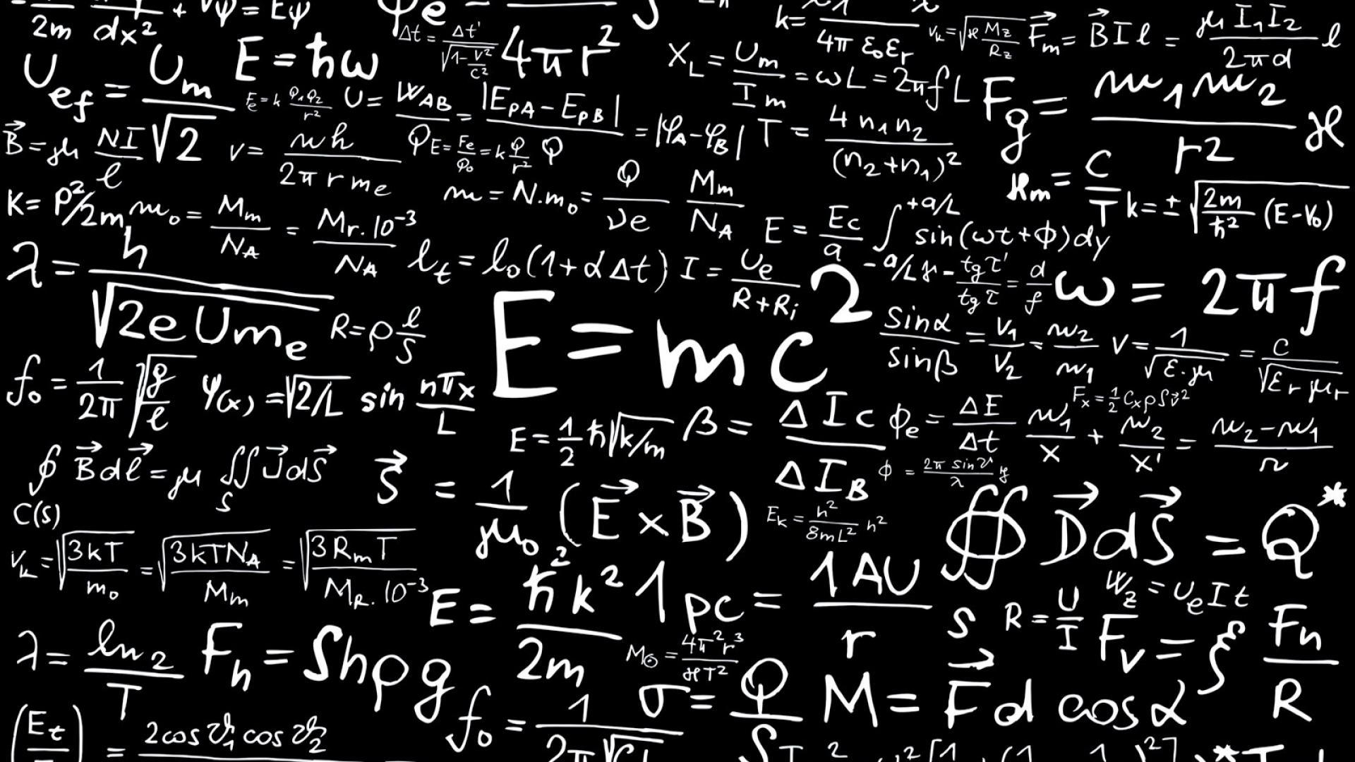 Math Equation Wallpaper - WallpaperSafari