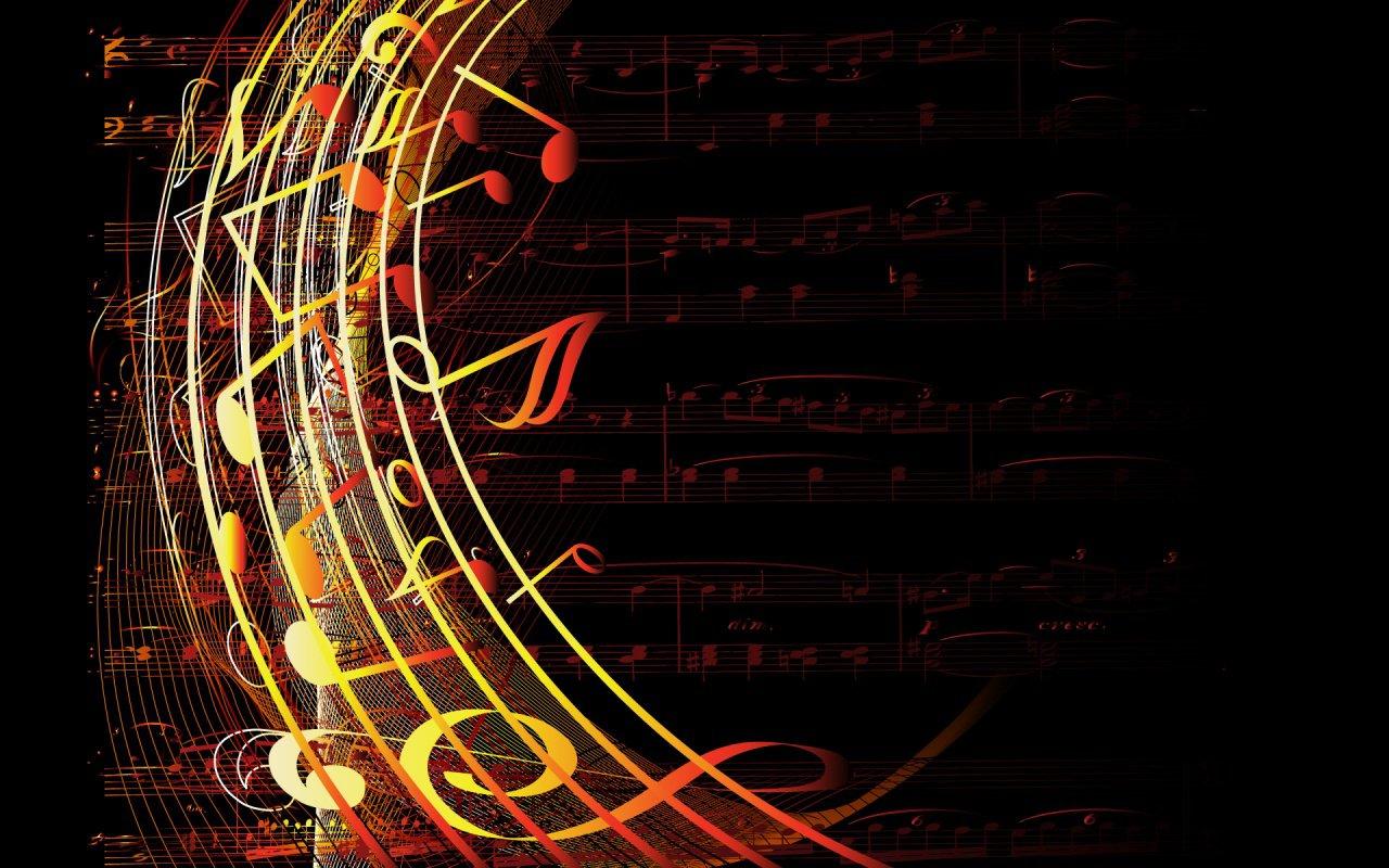 Music Sheet HD Wallpaper 1280x800