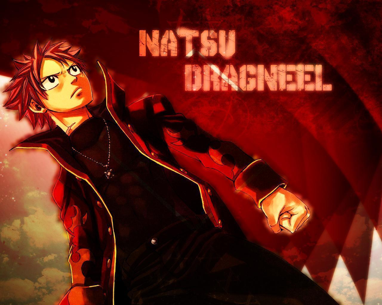 Natsu Dragneel Wallpapers 1280x1024