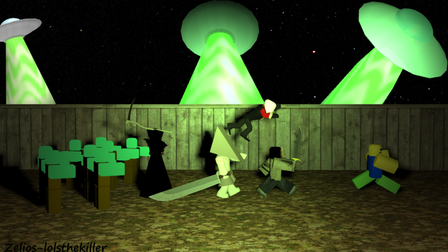Free Download Roblox Wallpaper 2014 Happy Roblox Halloween By