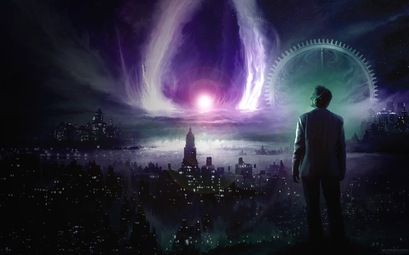 The Best Science Fiction Wallpapers  Background