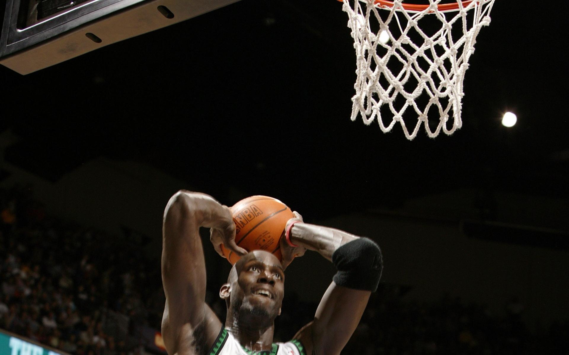 Sports nba basketball kevin garnett minnesota timberwolves 1920x1200