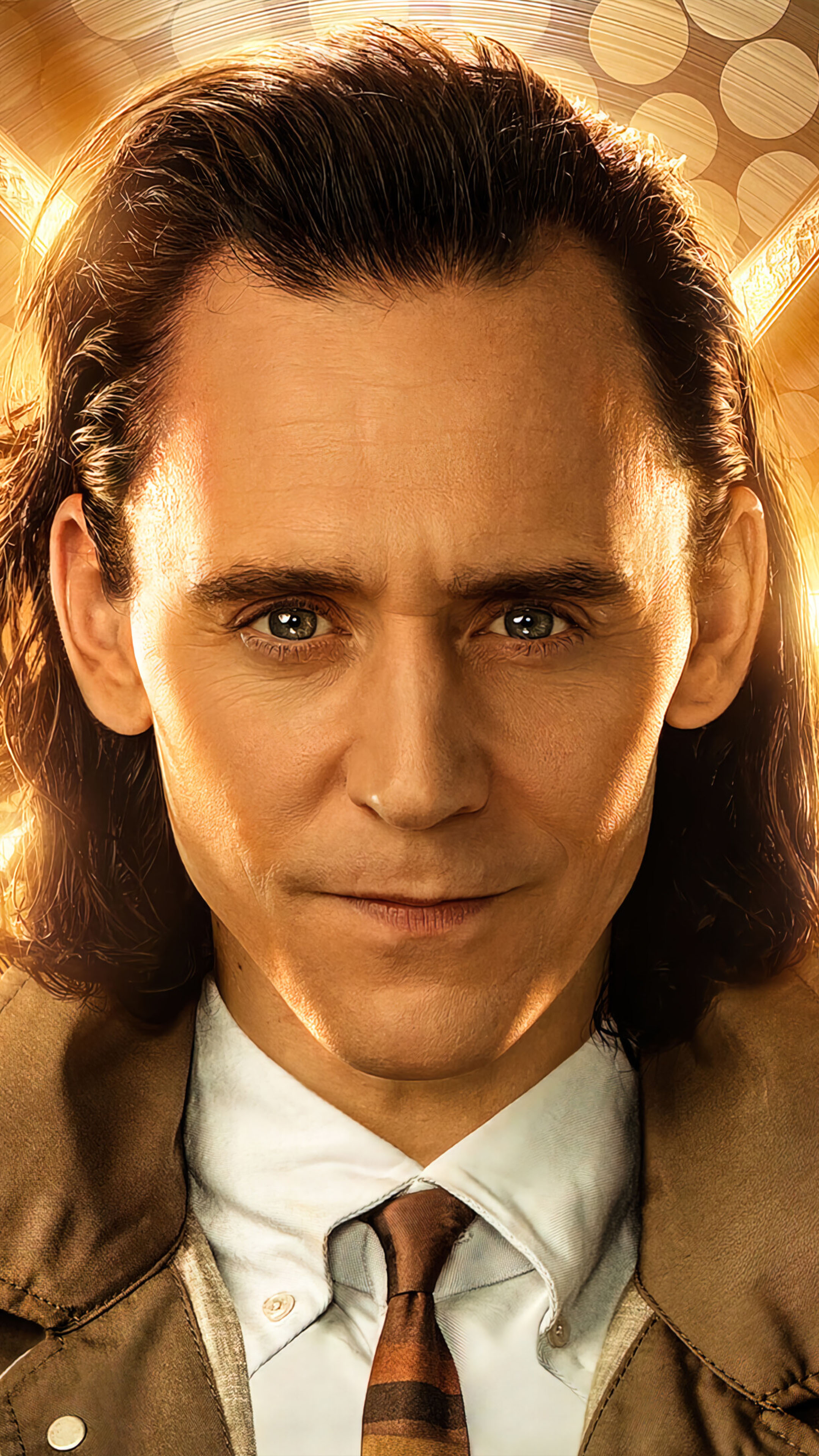 Tom Hiddleston In Loki Series 4K Ultra HD Mobile Wallpaper 2160x3840