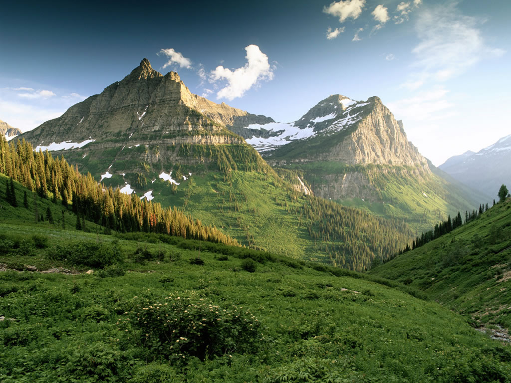 Mountain Wallpapers 1024x768