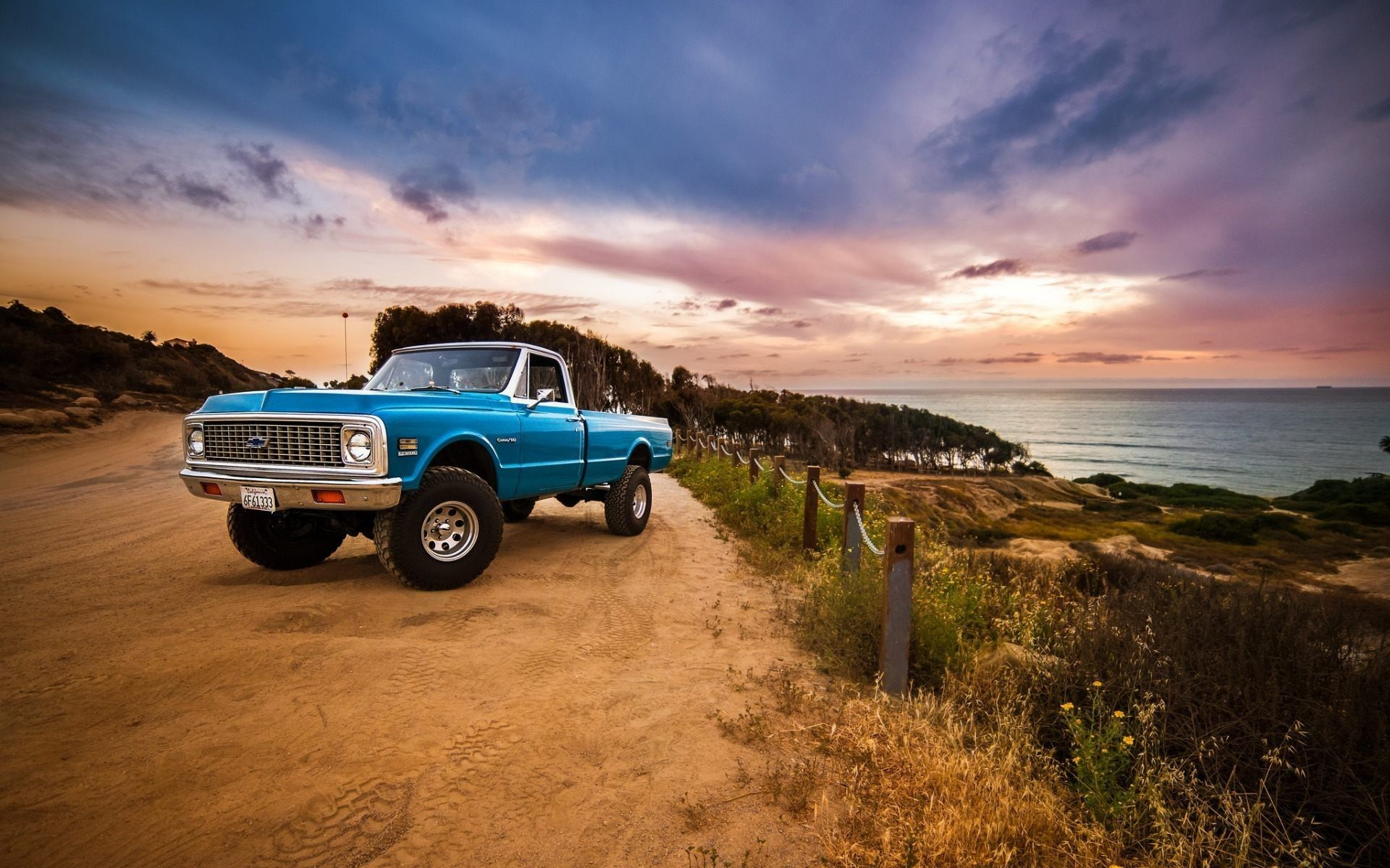 Classic 4x4 Truck Wallpapers   Top Classic 4x4 Truck 1920x1200