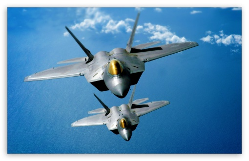 Download F 22 Raptors wallpaper 510x330