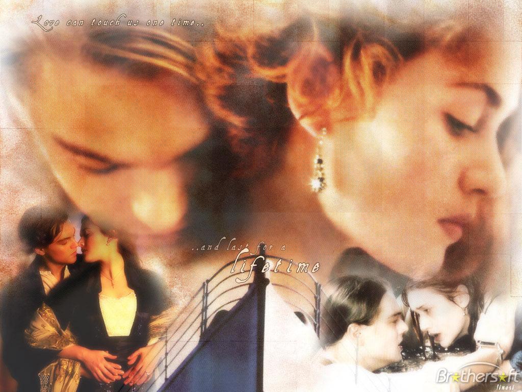 ... love in Titanic wallpaper, Romantic love in Titanic wallpaper Download