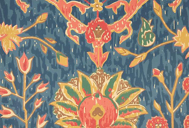 Bohemian Wallpaper Thibaut One Kings Lane 620x422