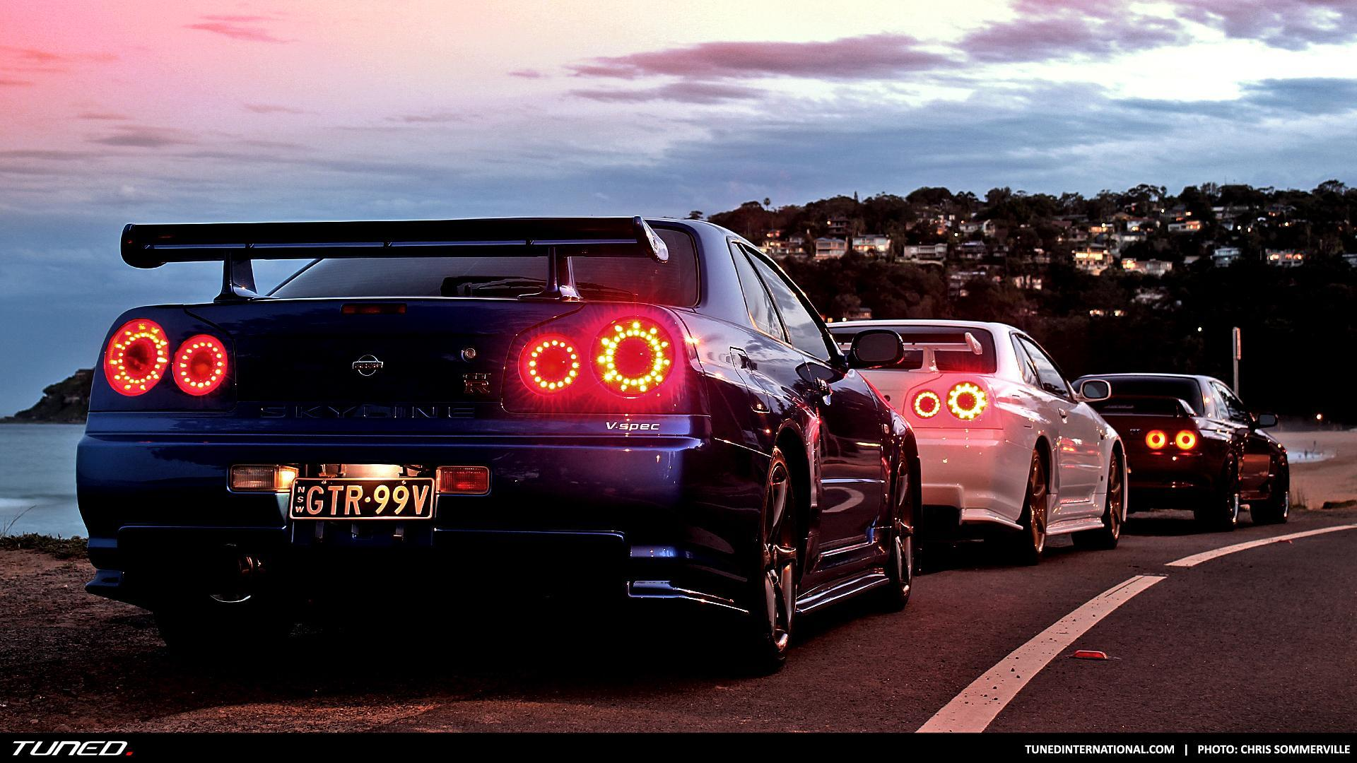 Free Download Nissan Skyline Cars Hd Desktop Wallpaper Widescreen