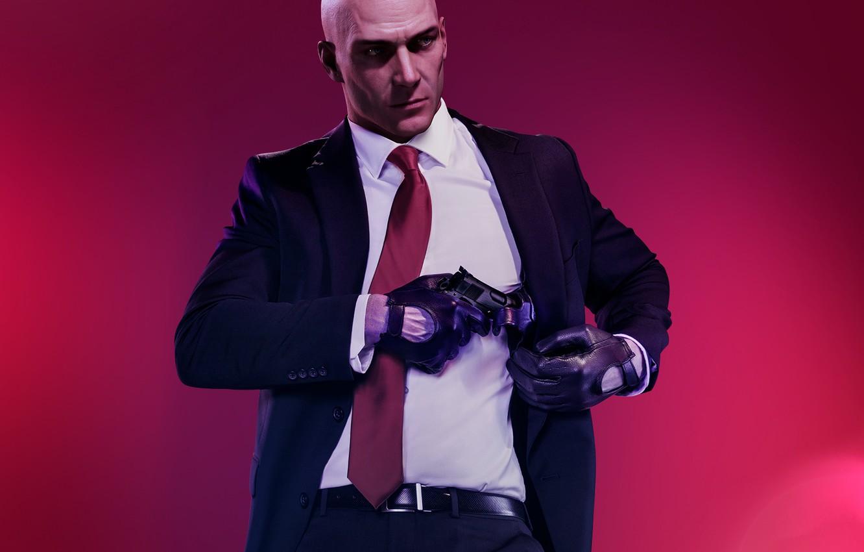 Wallpaper Agent 47 IO Interactive Warner Bros Interactive 1332x850