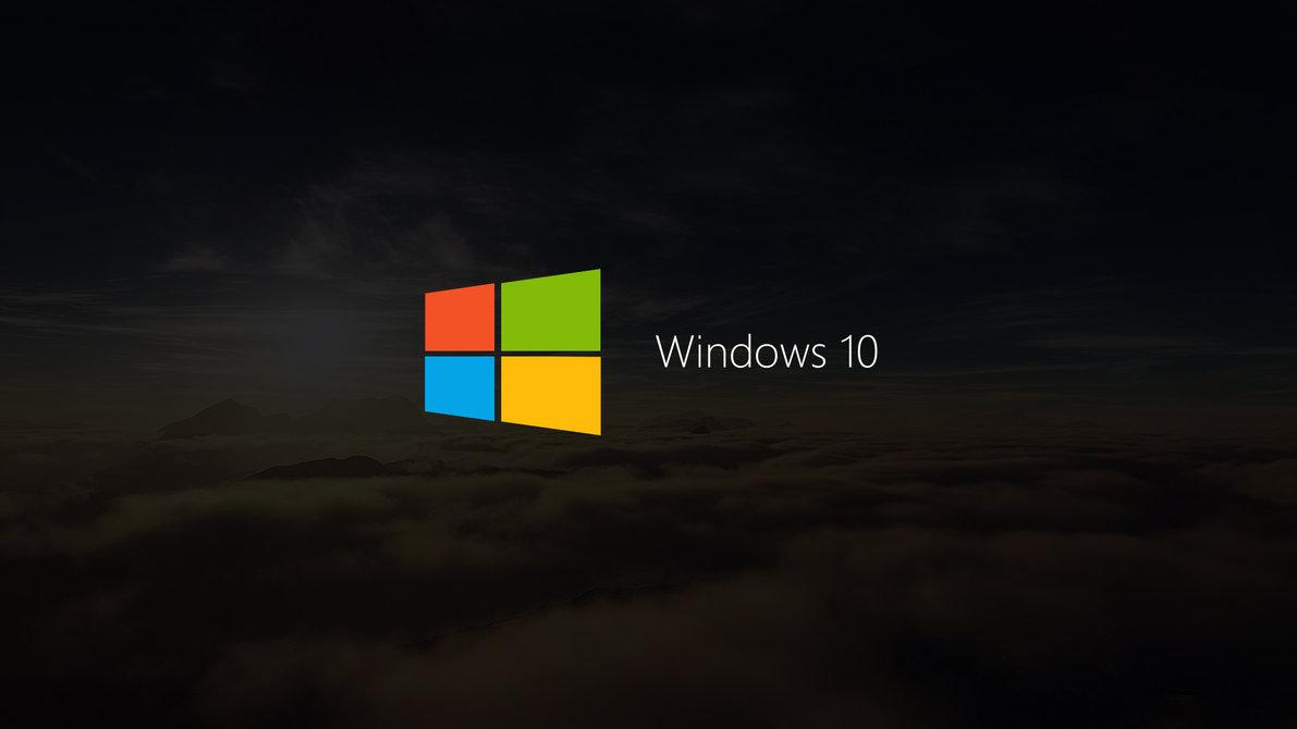 Windows 10 Simplistic Wallpaper 1920x1080 by Kothanos 1191x670