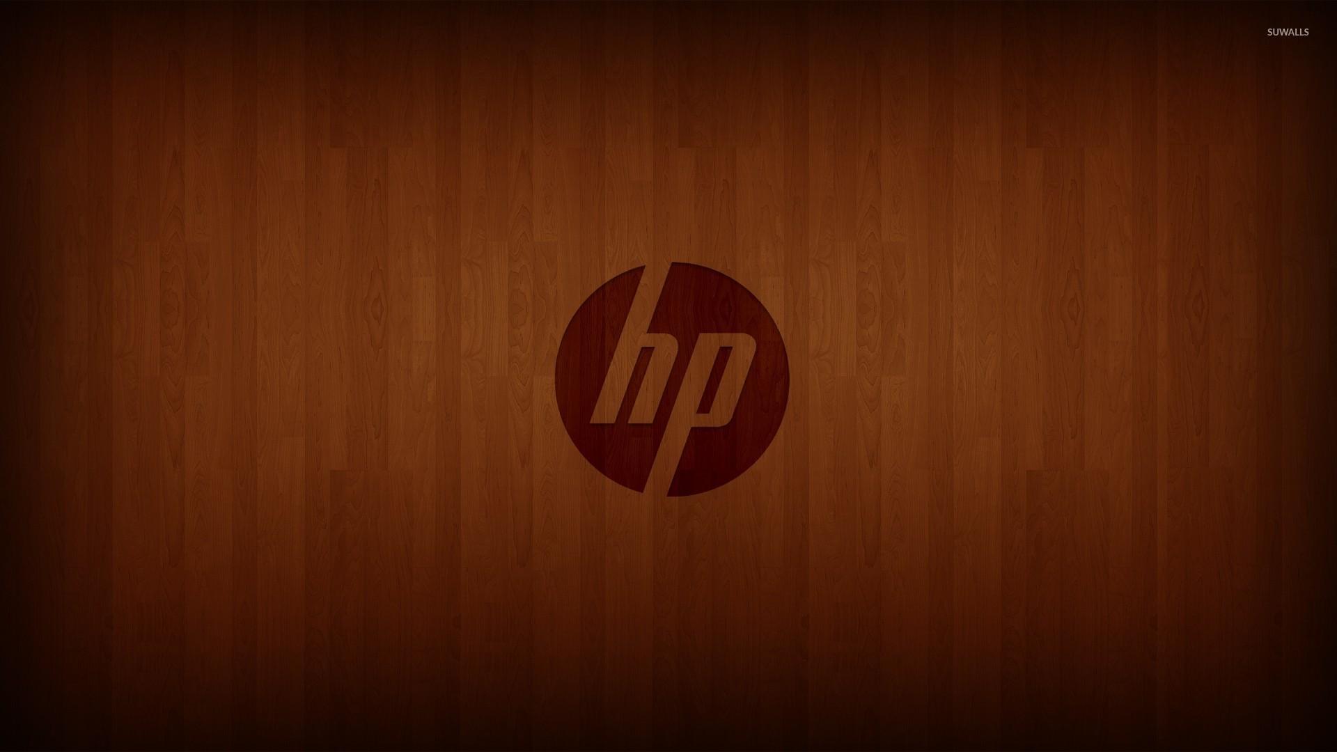 Hp Logo Wallpaper Wallpapersafari