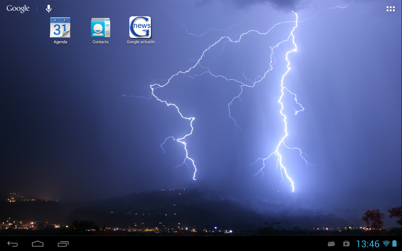 Storm Live wallpaper   Android Apps on Google Play 1280x800