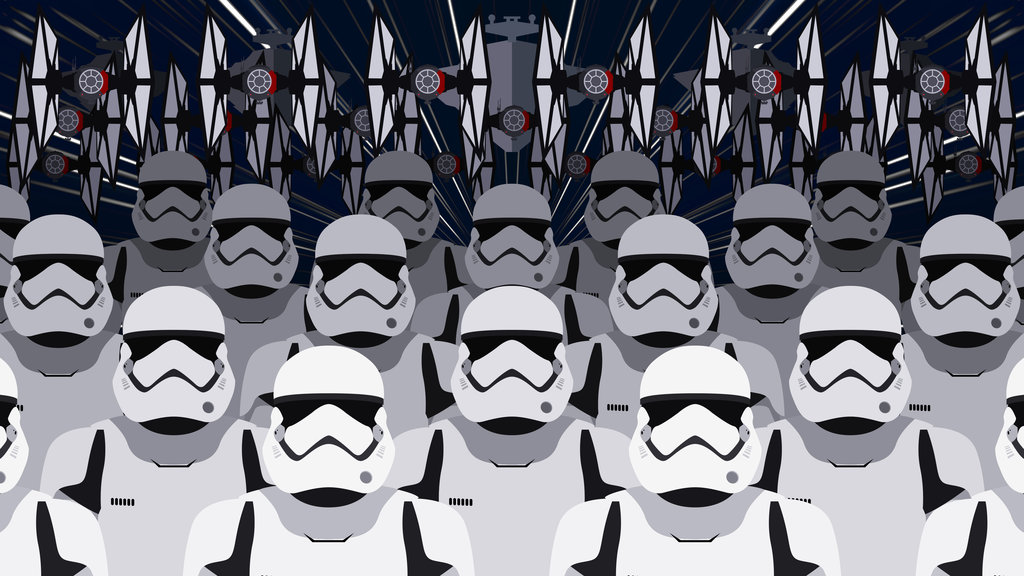 FIRST ORDER ARMY 4K by TheGoldenBox 1024x576