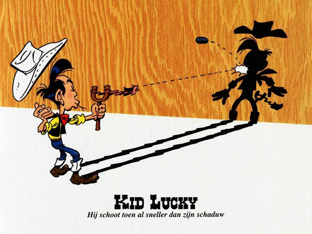 Lucky Luke Wallpaper