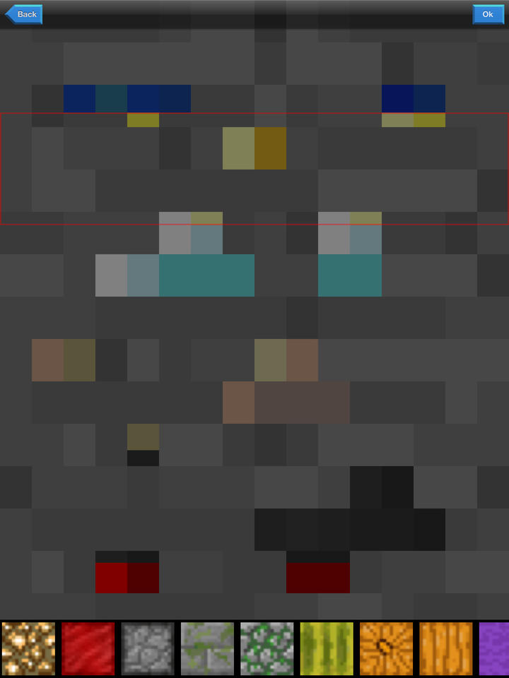 minecraft wallpaper with custom skins