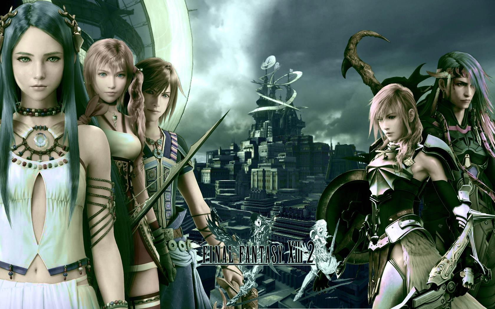 Final Fantasy Wallpaper 1680x1050