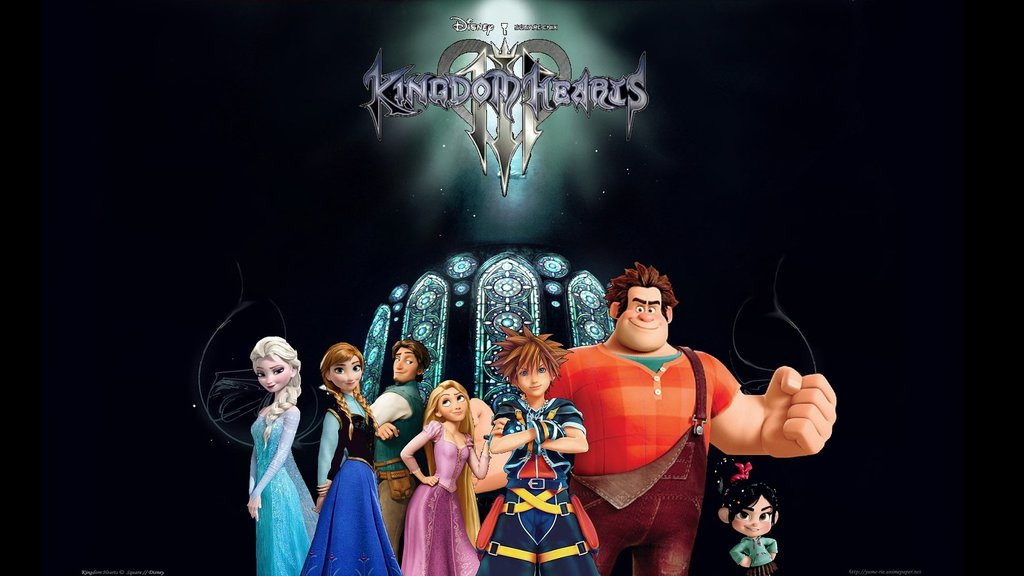 Kingdom Hearts 3 Wallpaper Fanmade by sluggunner007 1024x576