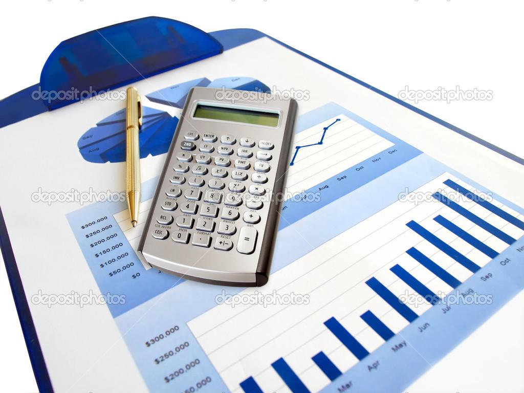 Wallpaper Calculator Chart 1024x768