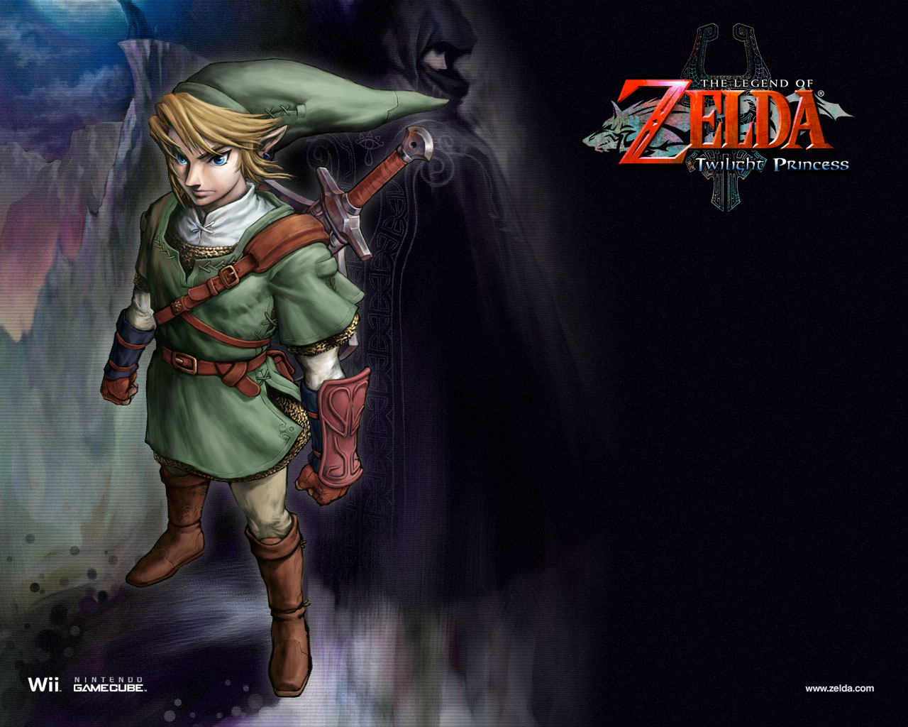Free Download Twilight Princess Wallpapers The Legend Of