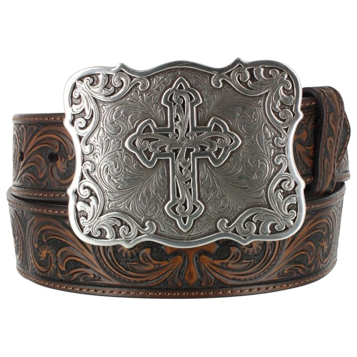 Nocona Spur Ornament Tooled Leather Belt HD Walls Find Wallpapers 736x736