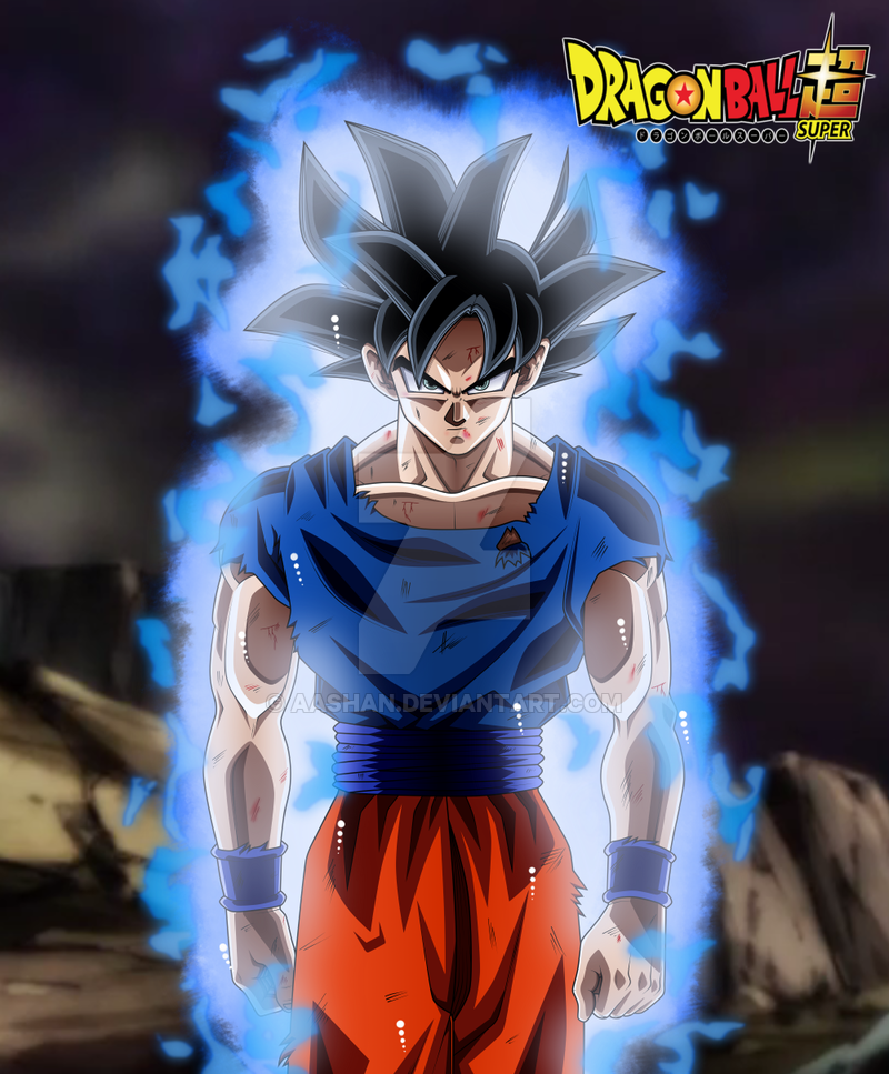 Ultra Instinct Dragon Ball Super Wallpaper: [88+] Goku Ultra Instinct Wallpapers On WallpaperSafari