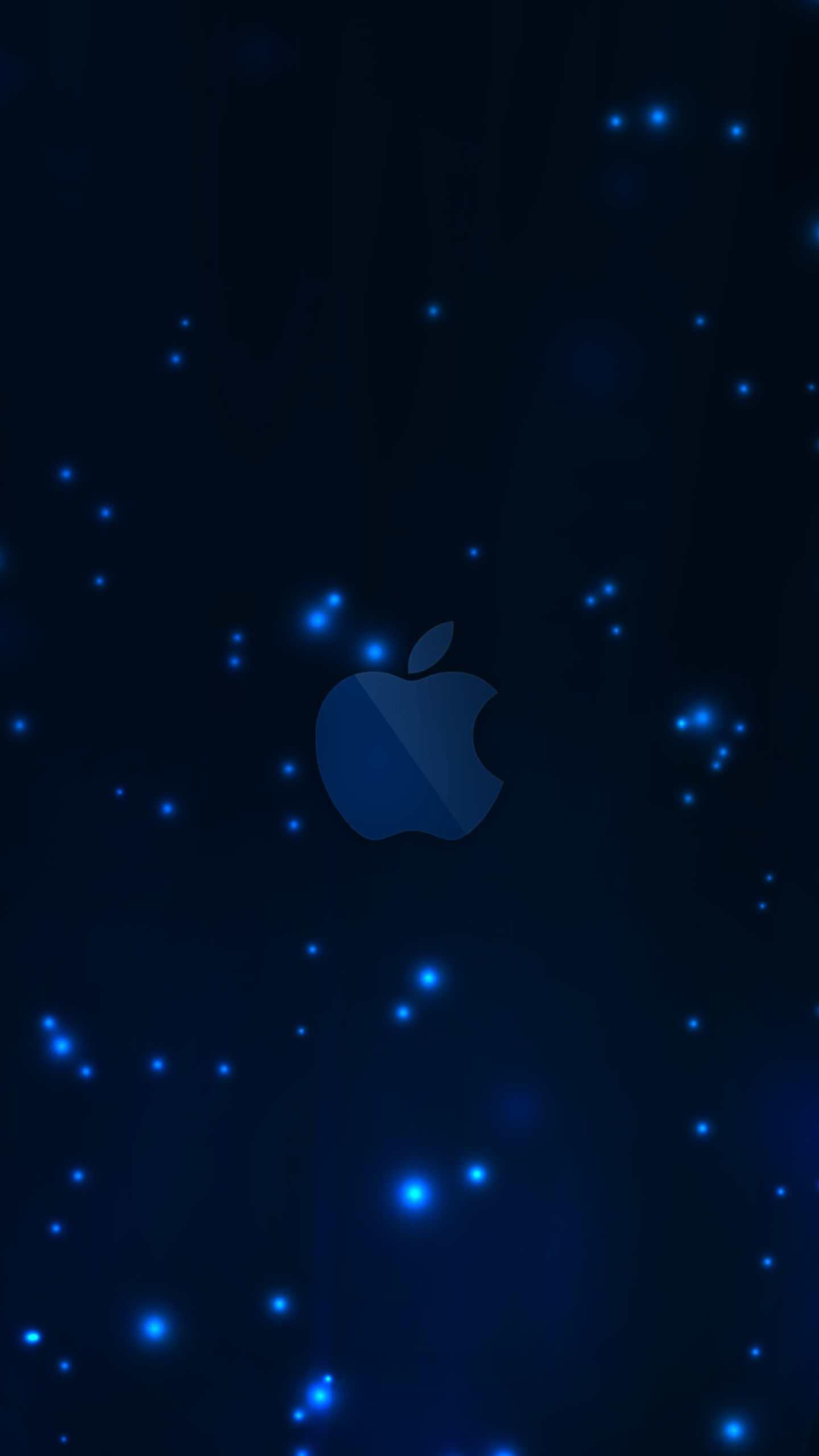 Apple blue wallpapersc SmartPhone 1440x2560